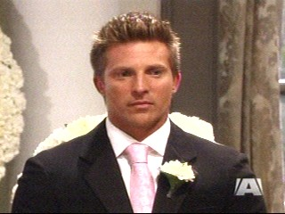 Jason pink tie