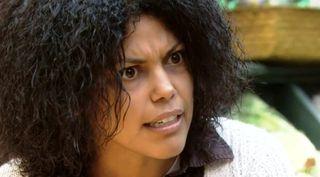 Maya is angry angry angry