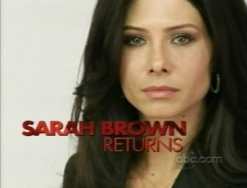 Sarahbrownreturns